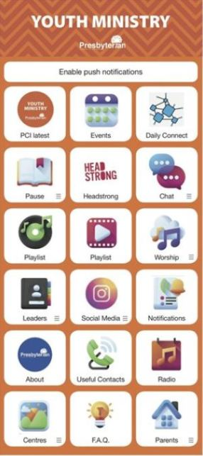 Keeping in touch: The new PCI Youth App