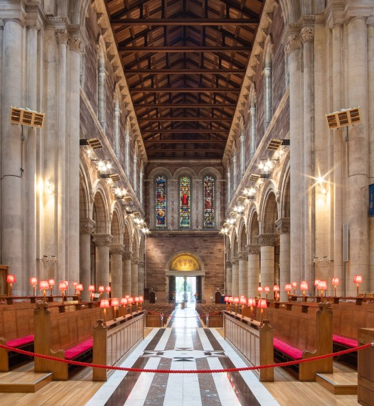 Belfast Cathedral reopens to the public on 1st July 2021