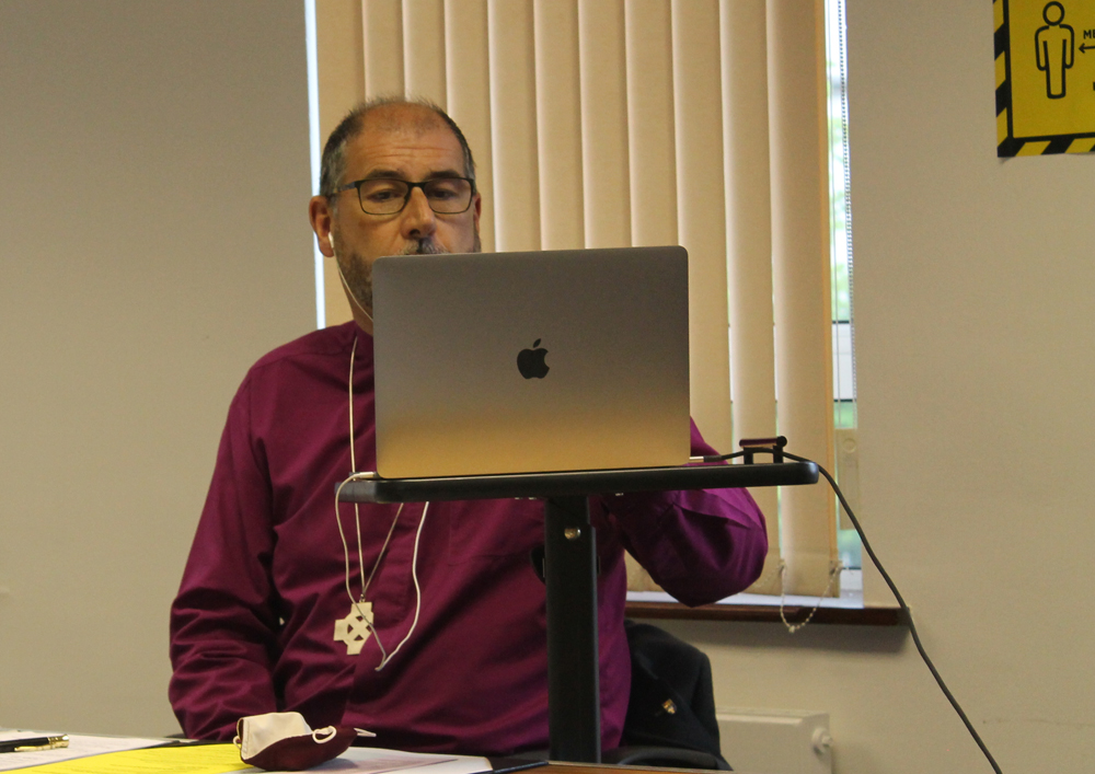 Connor Diocese Synod meets on 'Zoom'