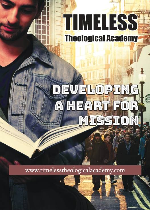 Timeless Theological Academy Open Night - Tuesday 26th October 2021