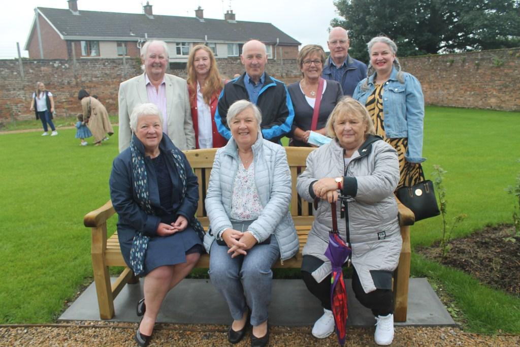 Community Quiet Garden opens in Ballymoney
