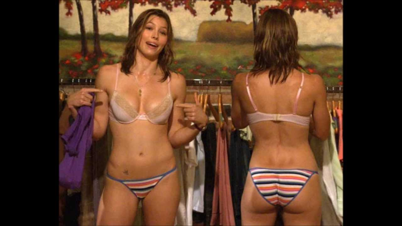 Something and Jessica biel full nude will