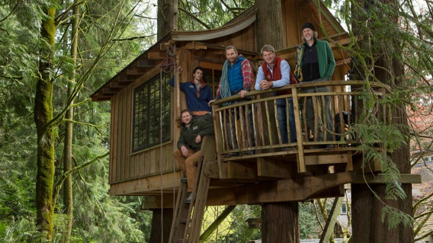 Treehouse Masters Cast - Inspirational Interior style concepts for