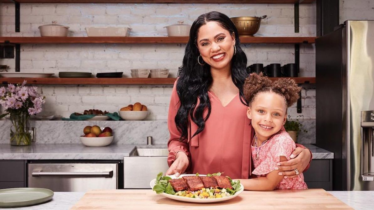 ayesha curry instagram newsroom season finale