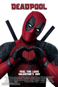 Deadpool Valentine's Day Poster