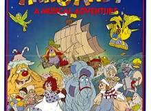 Raggedy Ann & Andy VHS cover