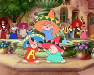 alvin and the chipmunks adventure movie