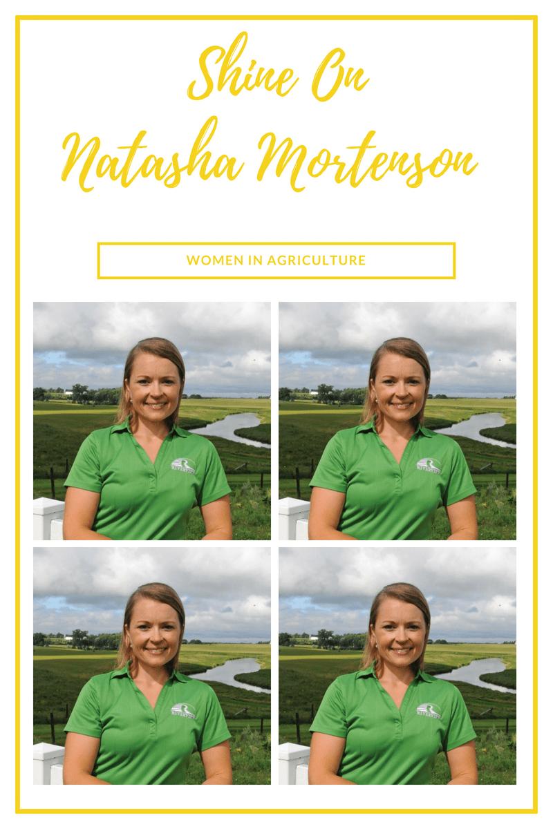 Shine On Natasha Mortenson