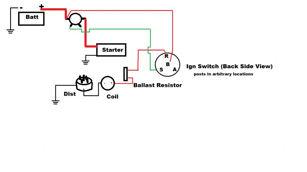 Magnificent Delco 1 Wire Alternator Wiring Diagram Basic Electronics Wiring Wiring Cloud Hisredienstapotheekhoekschewaardnl