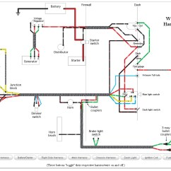 1978 Jeep Cj5 Wiring Diagram Bear Skull Repro Harnesses - Is Yours Right? The Cj2a Page Forums 2