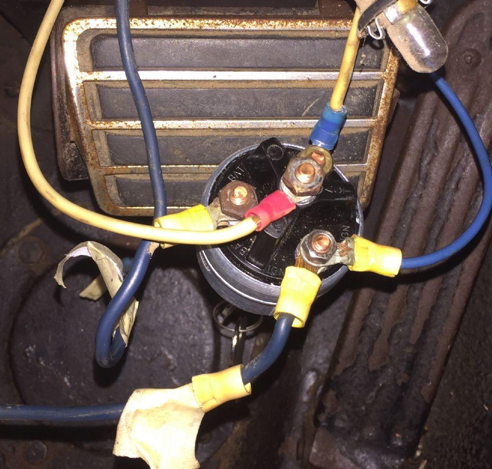 medium resolution of cj2a ign switch wiring electrical work wiring diagram u2022 willys jeep instrument panel 1964 willys jeep ignition switch wiring