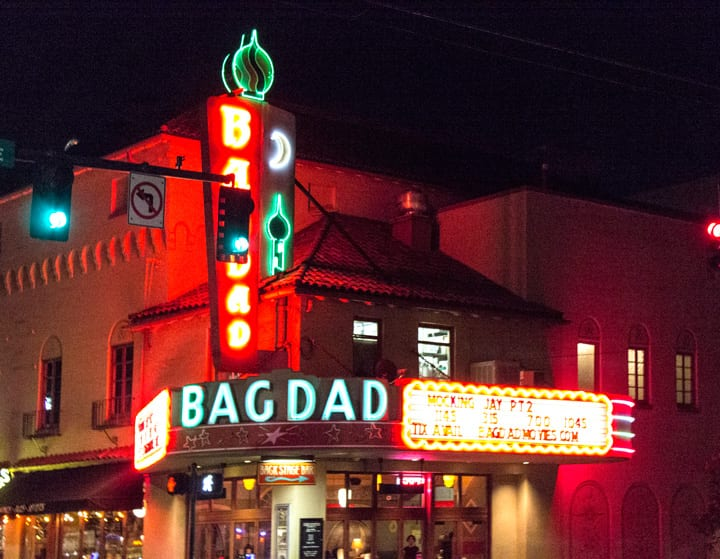 Bagdad-Theater