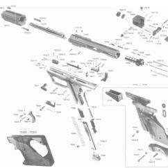 Ruger Pistol Parts Diagram 2000 Vw Fuse Box 3250 Gun Rifle Firearm Shotgun Handgun Manuals Tear Down Guides Dvd V21 741533272662 Ebay