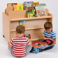 Nursery Book Display Unit / Storage