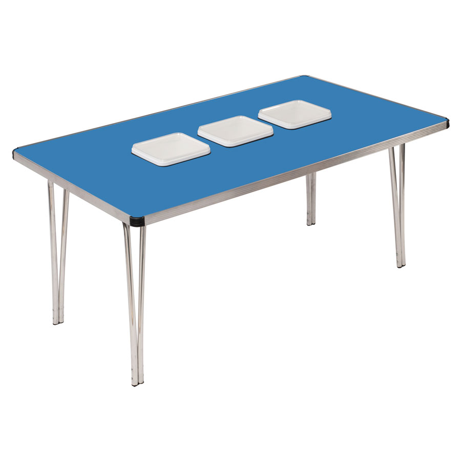 Gopak Childrens Tub Folding Table  Tubs