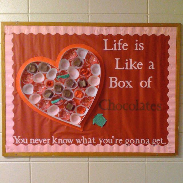 Valentines Day Bulletin Board Ideas