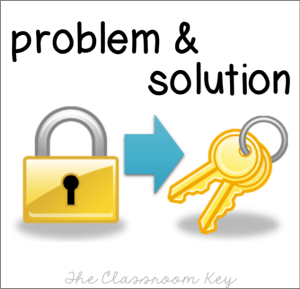 problem and solution text structure