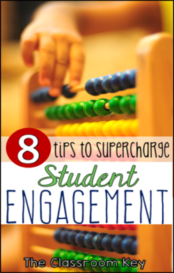 8 Tips to Supercharge Student Engagement for Elementary Teachers
