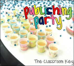 Publishing parties and other ways to motivate students to write