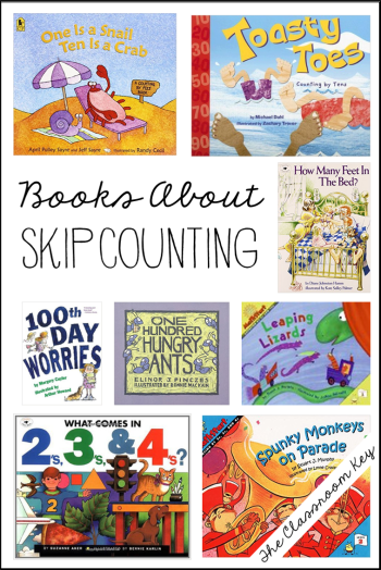 skip counting books