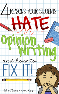 opinion writing 9