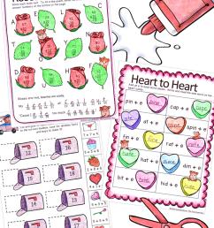 Valentine's Packet 1st - The Classroom Key [ 1056 x 816 Pixel ]