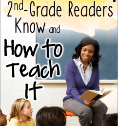 Reading Comprehension Strategies for 2nd-Graders - The Classroom Key [ 1114 x 739 Pixel ]