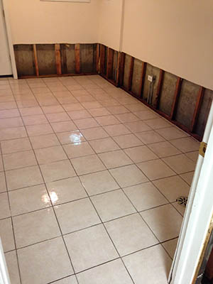 Chicago Basement Cleaning Services   The CleanUP Guys