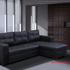 Pu Leather Sofa Reviews Small Es Configurable Sectional Dimensions Gotham Bed The Clearance Zone