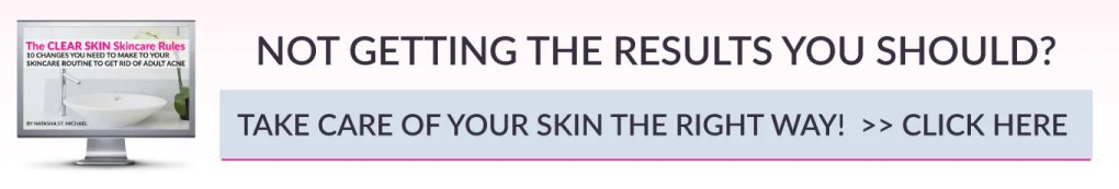 A revolutionary approach to healing breakouts and adult acne. Stop making your skin worse, learn how to take care of your skin the right way