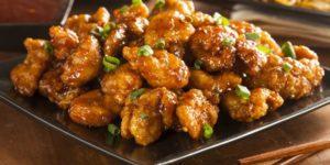 Copycat 'Orange Chicken from Panda Express' Recipe