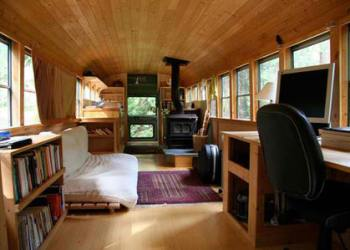 10 Abandoned Vehicles Turned Into Tiny Houses That You Should Consider Moving Into