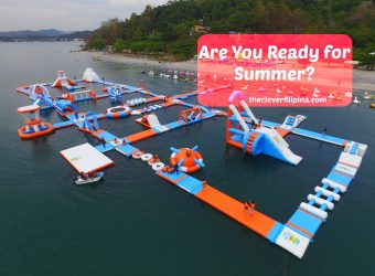 Inflatable Island : Are You Ready For Summer?