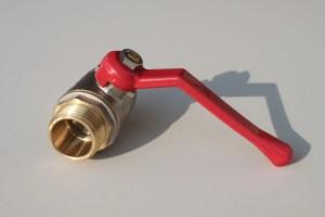 single handle ball valve