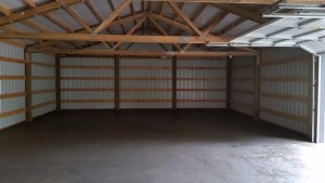 how much does a pole building or pole barn cost