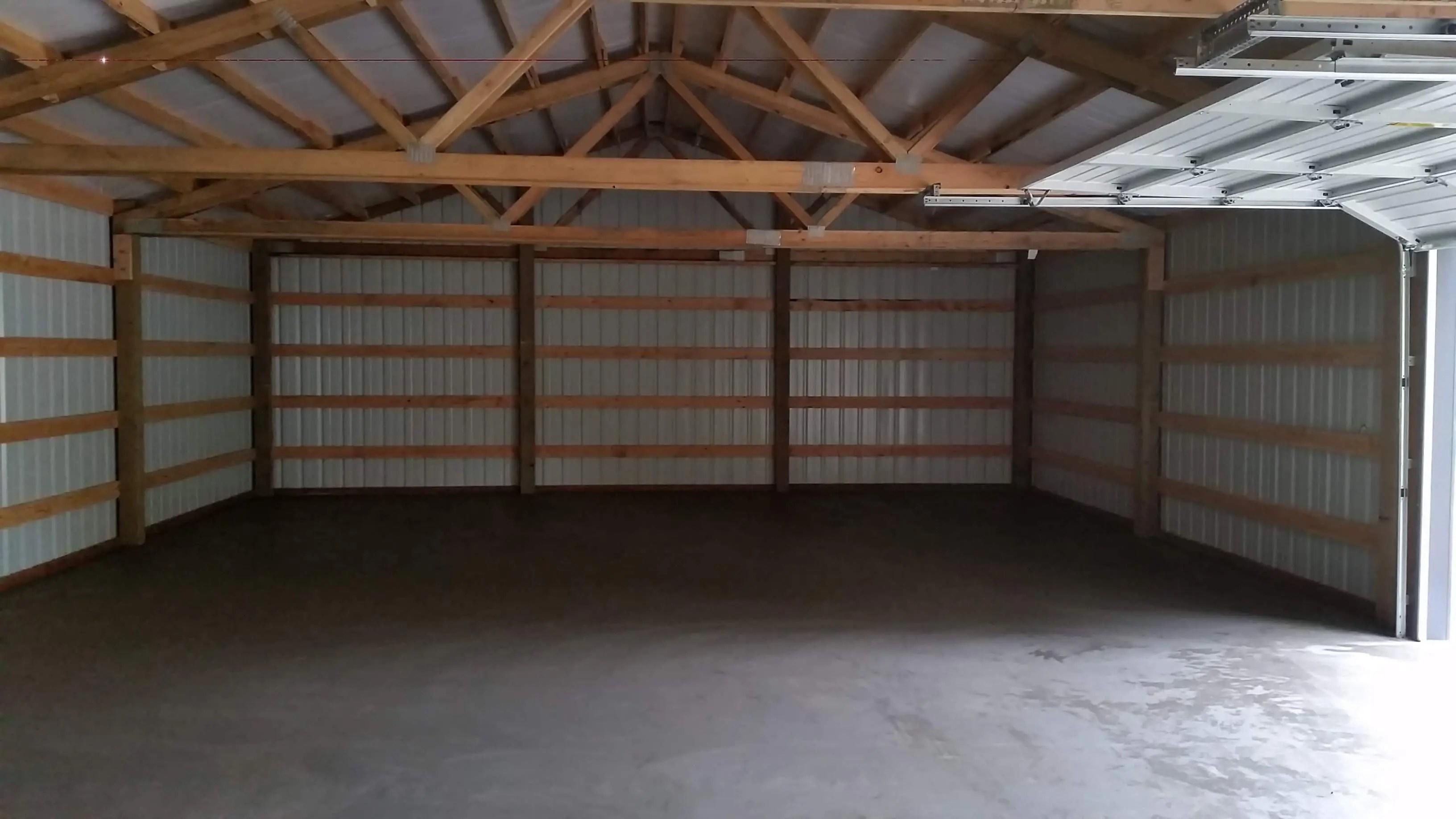buildings in steel hoop we pole barns metal greiner o of ames types offer post ia frame alabama