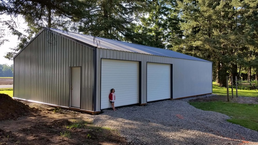 medium resolution of pole building and pole barn prices per square foot
