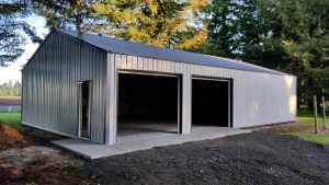what is the price per square foot for a pole barn or a pole building