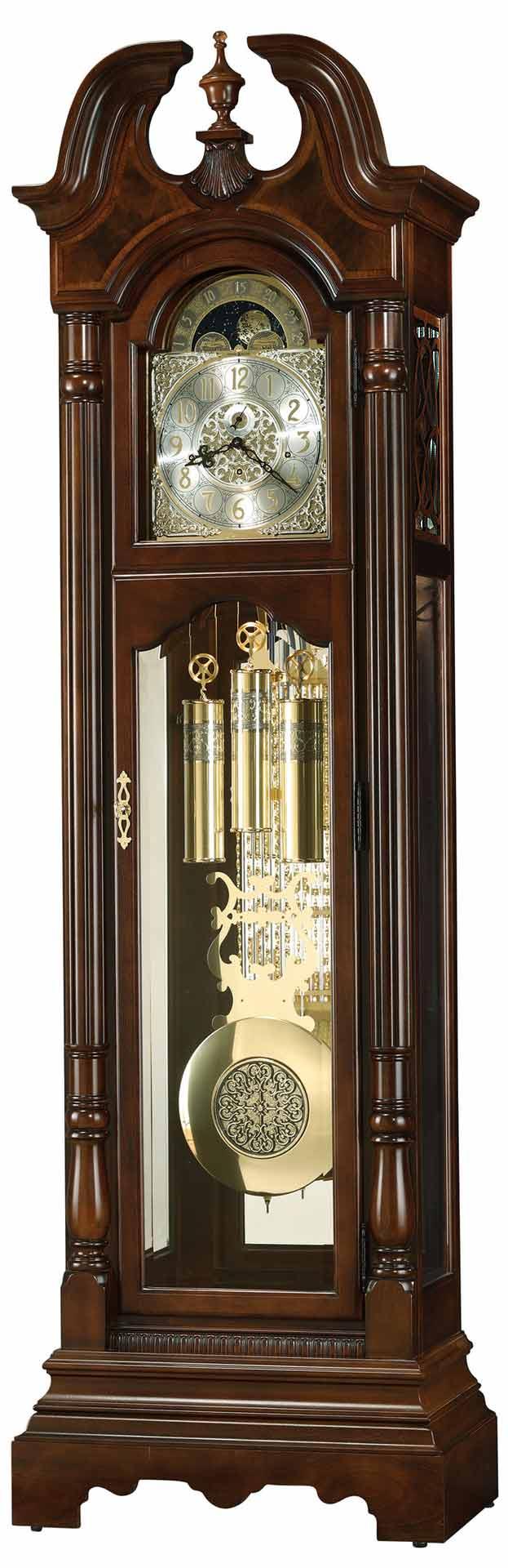 Howard Miller Bretheran 611260 Grandfather Clock  The