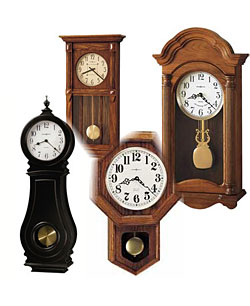 Decorative Wall Clocks with Free Shipping  The Clock Depot
