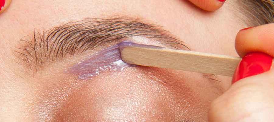 Eyebrow_Wax