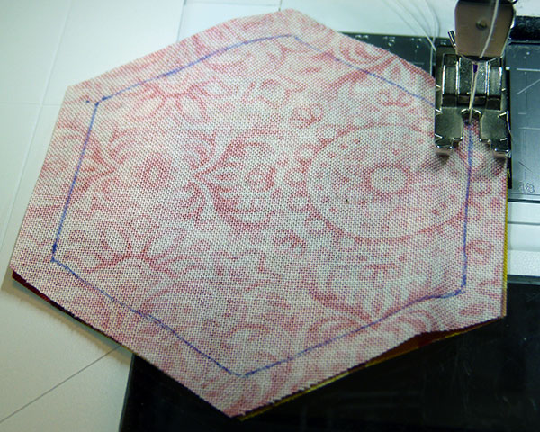 5-Sew-hexagons