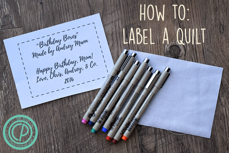 how-to-make-a-quilt-label