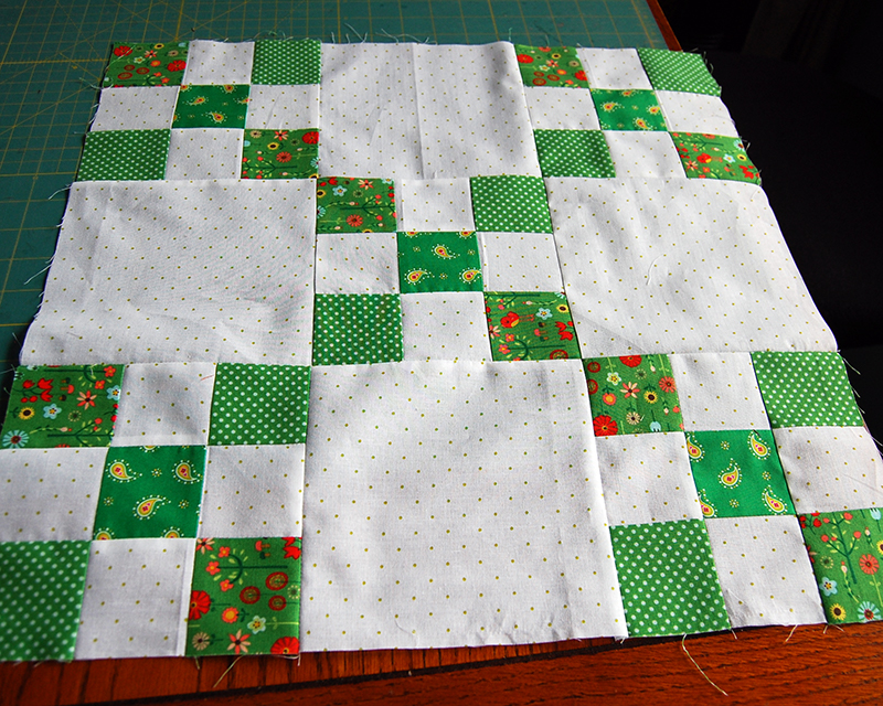 Irish Chain Quilt 2