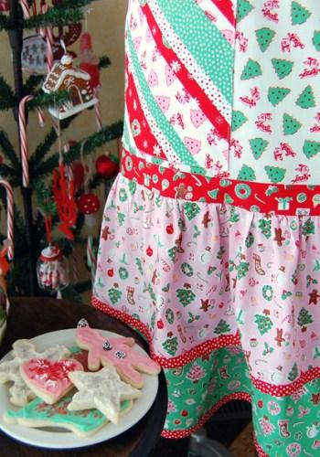 Vintage Vibe: Little Joys Christmas Apron