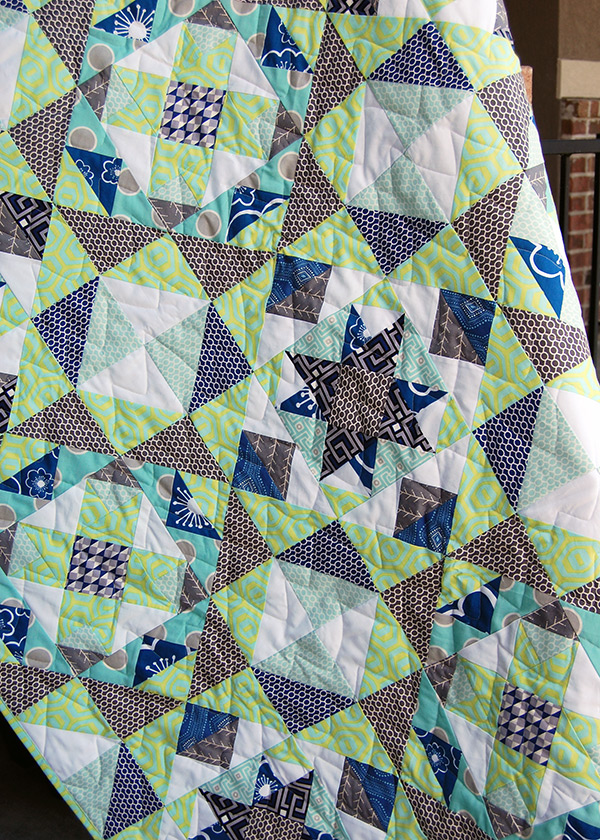 Little King Quilt