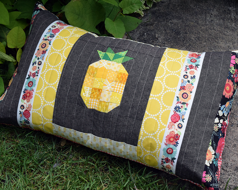 Pineapple Porch Pillow