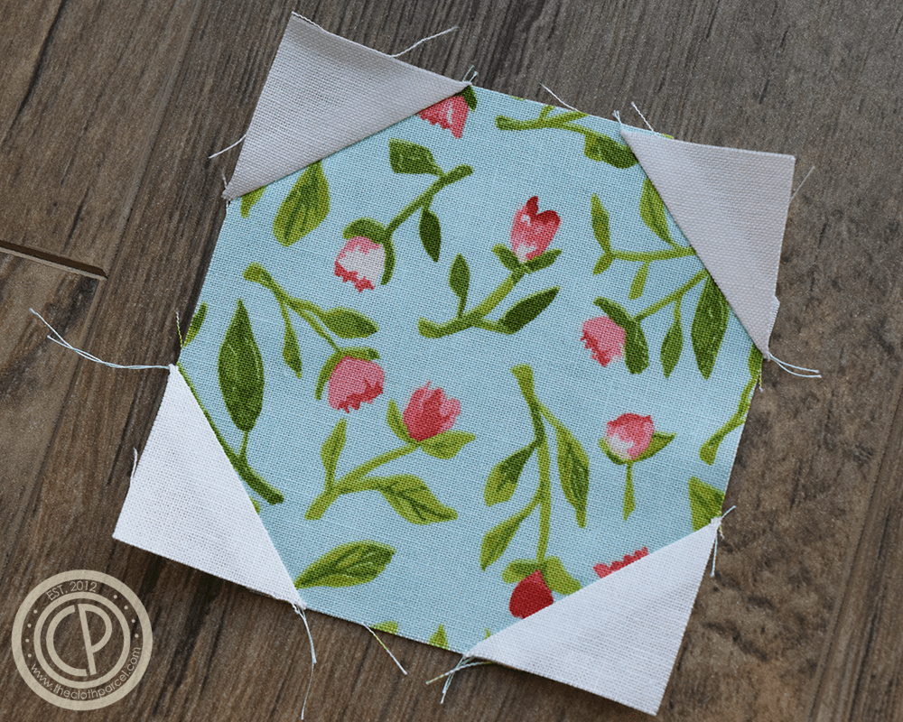 Make This: Snowball Quilt Block Tutorial