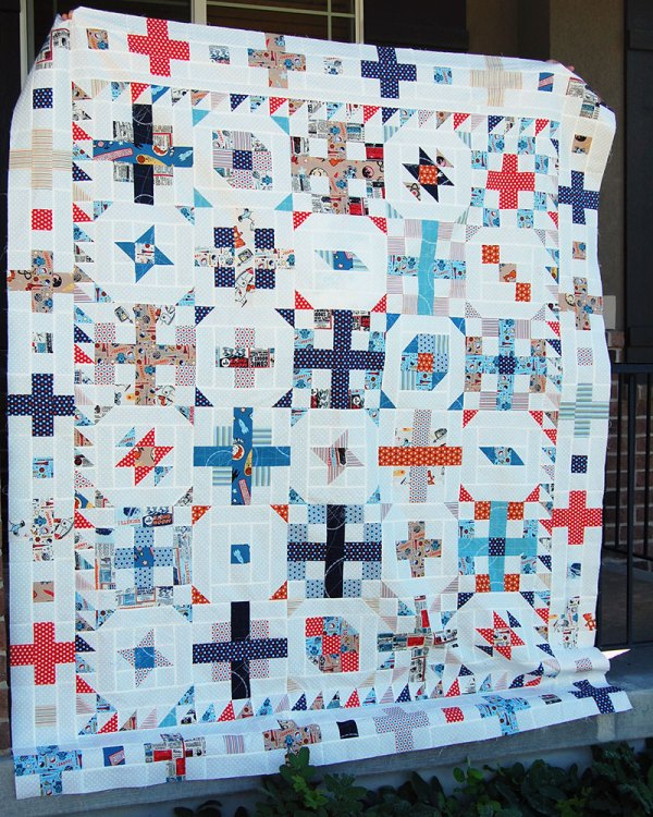 Tribal-Weave-Quilt-preview-2