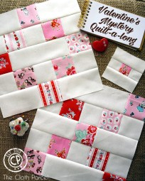 Valentine's Mystery Quilt-a-Long